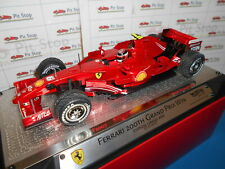Hwl8782 by Hot Wheels Ferrari 200th Grand Prix Win 2007 K. Raikkonen 1 18