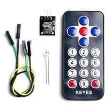 1x New Infrared IR Sensor Wireless Remote Control Module Kits For Arduino