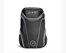 Zoot Sport Pack 2.0 Triathlon Bag Silver Trim