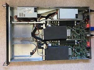 Twin server, 2 servers Intel Pentium D 3.6Ghz in 1U case