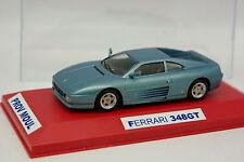 Provence Moulage Kit assembled 1/43 - Ferrari 348 GT Blue