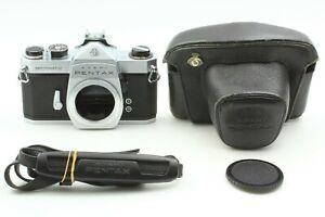[TOP MINT w/Case 💥New Seals] ASAHI PENTAX SPOTMATIC SP 35mm Camera From Japan