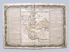Royaume des Parthes Armenia Parthia Persepolis Babylonia Atlas Historique 1762