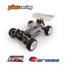 CARISMA GTB 1/16th OFFROAD Micro RACING TRASMISSIONE A CINGHIA Buggy Rolling Chassis CA56268