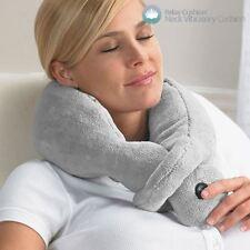 Accessoire bien être relaxation : coussin cervical massant vibrant relaxant