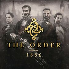 JASON GRAVES - THE ORDER: 1886 (VIDEO GAME SOUNDTRACK)  CD NEU