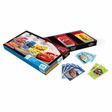 Disney Cars Card Games Tripack