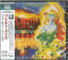 PRETTY MAIDS-FUTURE WORLD-JAPAN BLU-SPEC CD2 D73