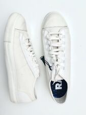 BN G-STAR RAW SCUBA II Men's Low-Top Sneakers Milk 11 45 Guaranteed Genuine