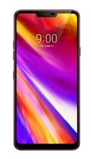 LG G7 ThinQ LMG710TM - 64GB Raspberry Rose (T-Mobile) 4G LTE Android Smartphone