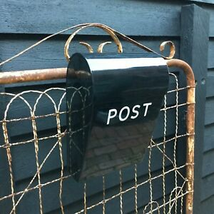 Post/Letter Box - Galvanised Ion & All Weather Proof - Large Size - Only at $175