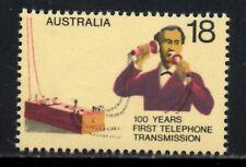 (Ref-9266) Australia 1976 Telephone Centenary   SG.615  Mint (MNH)