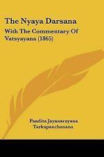 The Nyaya Darsana: With The Commentary Of Vatsyayana (1865) (Russian Edition)