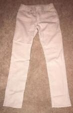 GapKids Velour BeigeGold Sparkle Pants Girls Size8. Measurements In PicturesEUC
