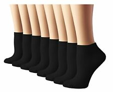 Women's 8 Pack No Show Athletic Running Socks