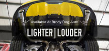2015-2016 Ford Mustang V6-I4-2.3L SLP Loud Mouth LM-1 Axle Back Exhaust 620061