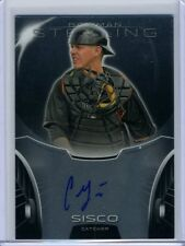 Chance Sisco 2013 Topps Bowman Sterling Prospects  Autograph Auto