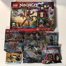 Lego Ninjago LOT: 70604,30422,30609,30379,30425,30427 30428,5004916, 5002144 NEW