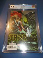 Thor #11 Aliens vs. Variant CGC 9.8 NM/M Gorgeous Gem Wow