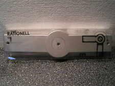 IKEA Rationell Eckverbindung zu Küchenleuchte / Arbeitsleuchte * silber*neu OVP