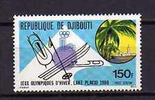 16791) DJIBOUTI - GIBUTI 1980 MNH** Nuovi** Winter Olympic