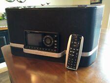 Sirius Xm Sxabb1 Satellite Radio Receiver/Speaker/Remote.