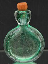 Schönes Schnupftabakglas - Bixl - Schnupftabakflasche ! Mundgeblasen !!! Nr.8