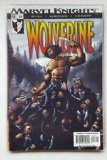 Wolverine #16 - 2004 - Rucka & Robertson