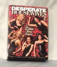 DVD Desperate Housewives - The Complete Second Season: The Extra Juicy Edition