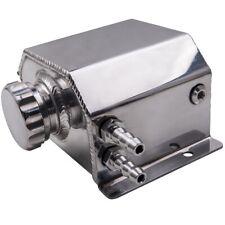 1L Aluminium Kühler Kühlmittel Überlauf Flasche Ausgleichsbehälter Reservoir