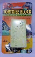 Tortoise Block Vegetable Cactus Calcium Food Supplement Zoo Med (2 Blocks)  T1