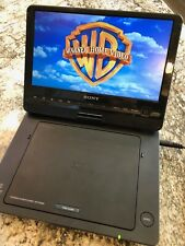 Sony Black Portable DVD Player DVP-FX950 with Remote, Case, Plug