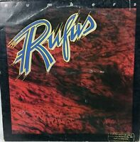 Numbers Rufus                 LP Record