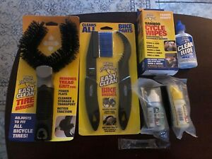 White Lightning Cleaning Kit with Lube and wipes