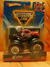 HOT Wheels 2010 FLAG Series ** NITRO Circus ** MONSTER JAM Rare VHTF FREE SHIP