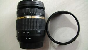 TAMRON 17-50mm F2.8 SP DI11 VC with HOOD - EXCELLENT for CANON