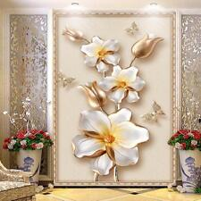 Textile Wallpaper Wood Fiber European Style Living Room Backdrop Wall Papers New