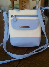 Stone mountain crossbody, color periwinkle