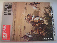 **aa Historia Magazine Guerre d'Algérie n°281 Allard / Georges Buis