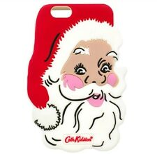 GENUINE CATH KIDSTON iPHONE 6 CASE SANTA COVER CHRISTMAS