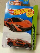 1/64 Hot Wheels McLaren PI Dark Orange