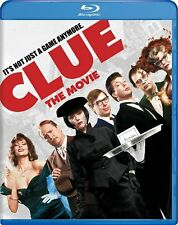 Clue: The Movie (1985) Tim Curry | New | Sealed | Blu-ray Region free