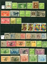 550+ Mint / Used Stamps of The PHILIPPINES - Estate Finds