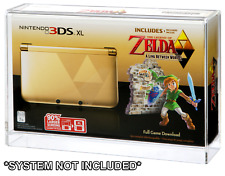 Nintendo 3DS XL System Acrylic Display Case