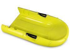 Ondis24 Schlitten Bob Nevastar gelb 1 Sitzer für Kinder ab 2 Jahren Rennrodel