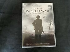 The First World War The Complete Series Ten Part Documentary DVD