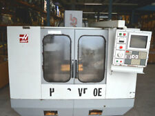 New Listinghaas Vf 0e Cnc Vertical Machining Center Mill 10 Hp 3ph 3 Axis With4th 40ct Taper