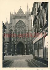 Photo, A.R. 41, Cathedral of Verdun, France 1941 (W) 1632