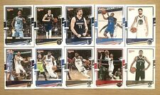 2020-21 PANINI DONRUSS - CHOOSE YOUR BASE CARDS - PACK FRESH CARDS - NBA