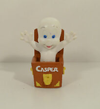 "Casper the Friendly Ghost 3"" Treasure Chest PVC Action Figure Cake Topper"
